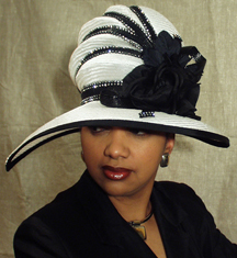 Move over Easter bonnet...here come the church hats.