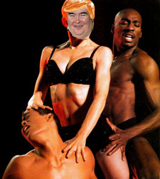 The Old Girlie Show starring Susan Boyle