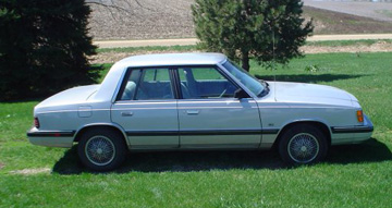 The K Car: Beleive it or not, this series save Chrysler from bankruptcy in the 80's.