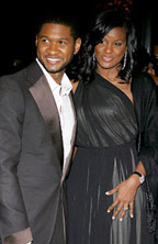 Usher and Tamkea...I mean...what?!?