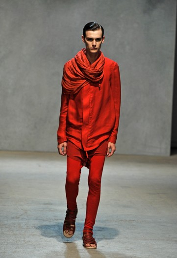 Clearly, Damir Doma got the Gina Lolobrigida memo.