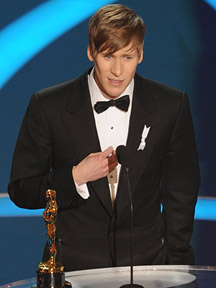This is how I would have preferred to remember Dustin Lance Black. But alas...