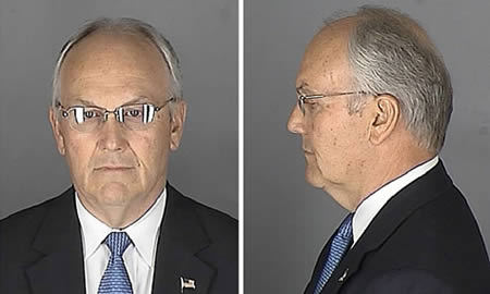 I'm just sayin'. Remeber LArry Craig? I'm a homosexual and the thought of this man gives me the willies.