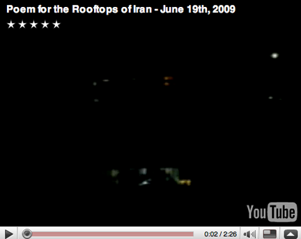 PLease watch this short video, Poem From The Rooftops.