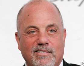 As I mention earlier, I stand alone, but honestly. I was never much of a Billy Joel fan. When he married that gold digger, I became less of one and now as he and Elton go out on the Depends Touor, I care even less. So, he's dating again? That's interesting. ZZZZ.