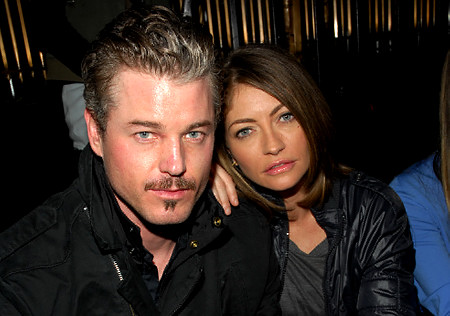 Eric Dane and Rebecca Gayheart are a great couple. Can we move on from idle gossip? Or is that way too much to ask.