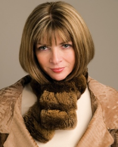 Anna Wintour is fabulous. Period.