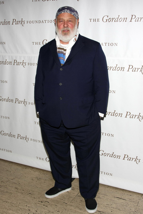 Bruce Weber? Brilliant...yes. Best Dressed...I mean...you tell me.
