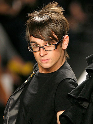 And speaking of a choppy mess, Christian Siriano needs to modify already. We get it...you're quirky. Now stay funnier than your hair.