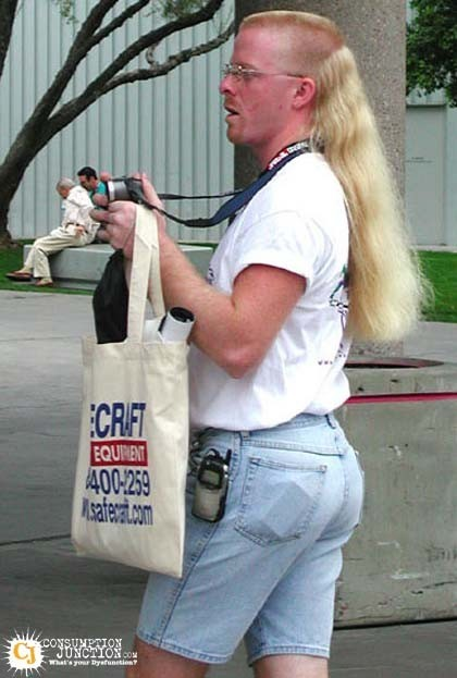 No extremes are good...especially in the case of the mullet.