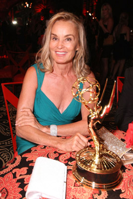 I love Jessica Lange...but seeing her on the Emmys was very upsetting.