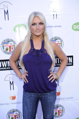 Brooke Hogan might get photographed for many moons to come..but say what you want. She is on the list.