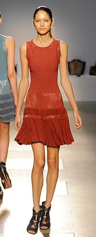 Simple, sporty dress by Azeddine Alaia. Can't find any other images. HELP!