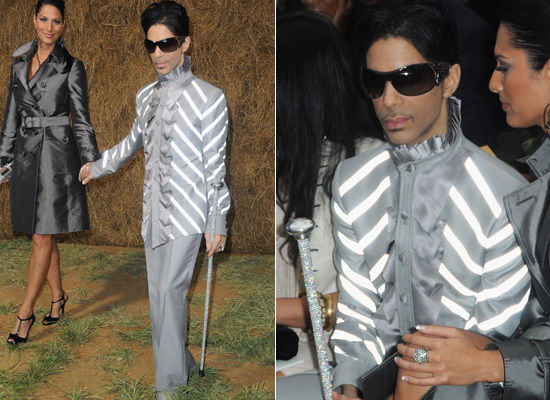 Prince, this is something that Michael Jackson might have worn.