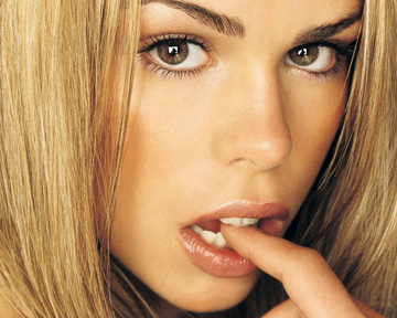 Billie Piper played the real life call girl of Belle Du Jour fame, Brooke Magnanti.