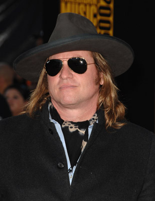 And Val Kilmer in his Urban Sombrero was somewhat ridic.