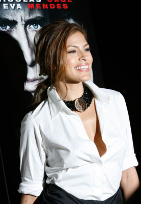Eva Mendes is stunning.