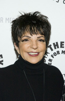 Bless Liza Minelli's multi-talented iconic heart.