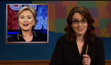 And when Tina Fey was claiming at Bitch is the New Black in regards to women...well...honey....think again.