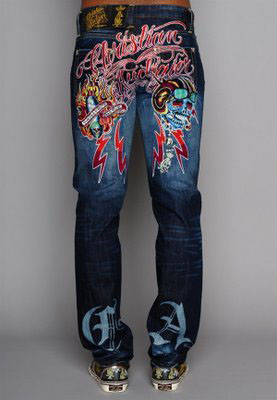 And while I'm at it, avoid anythign Ed Hardy. UNless of course you aspire to be Jon Gosselin. Sad.