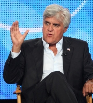 Oy vey, Jay. Leno baked on changing the free world. And in the end, there's nochanging bad TV with other (if not wrose) TV.