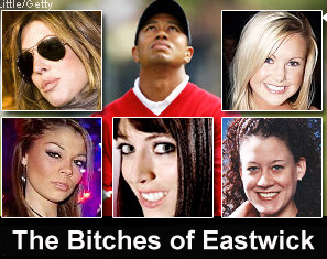 The Bitches of Eastwick are scurrying for their million dollar hush money payouts.