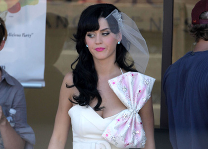 Katy Perry And Rus Brand S Endless Wedding