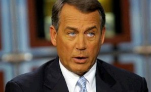John Boehner continues his initiative to change the Red States to Orange States.