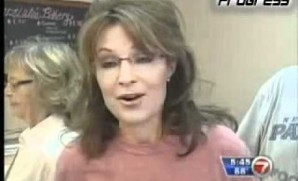 Sarah Palin Feels Liberated. Is That Like Not Wearing A Bra?!?