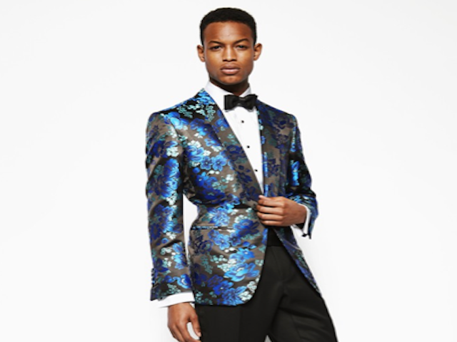 Tom Ford Tux for Spring '14.