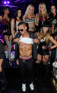 Will we ever see the end of this Jersey Shore crowd? We have unleashed the tacky demons..