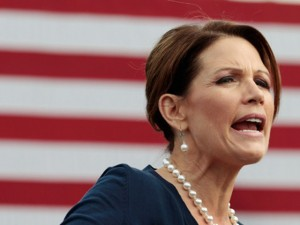 Michele bachmann does not put her money where her mouth is, she puts your money there.