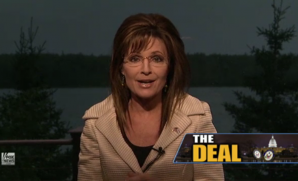 Wha'ts with the thinning hair on Sarah Palin?
