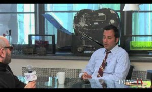 Mazdack Rassi Chats With IMW-TV