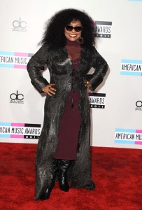 Chaka Khan can do no wrong....err... except maybe show up in this tragedy. I still love her as I too am every woman.