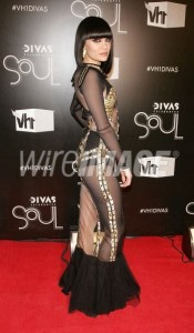 Jessie J is only happy when she is on The Not Best Dressed List.