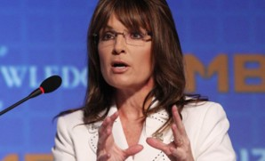 Sarah Palin is sufferiing from bad hair days.
