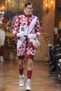 And then of course there is Thom Browne who can represent the wretched refuse thing.