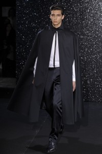 And Nicola Formichetti for Mugler gave us... Dracula? Ugh, he is sooo off message.