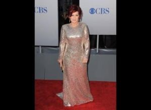 I wonder if Kelly Osbourne will throw her mom onto the Fashion Police worst dressed list.