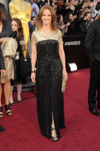Melissa leo was once again proving that all the glitteres is not necessarily gold. Is this another Marc Bouwer?