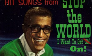 Even Sammy Davis had similar feelings.