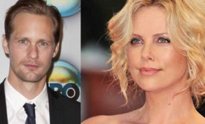 Charlize Theron and Alexander Skarsgård  are hottie couple of the year.