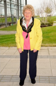 Nanny Pat must be the Anna Piagi of Essex.
