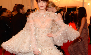 Florence Welch arrived on her machine to keep her twirling through the night.