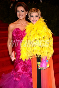 I;m glad to see Big Bird and the poor man's Sofia Vergara in tow. WTF and in who the...