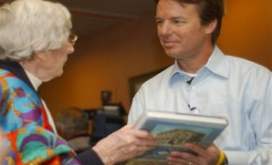 John Edwards is the Max Bialystock of politics.