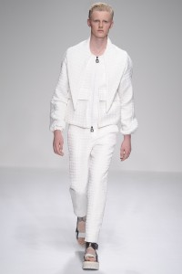 Xander Zhou might be the best thing for transgender fashion since... since... since...