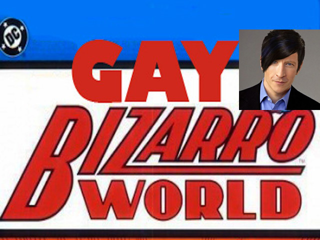 Gay Bizarro World
