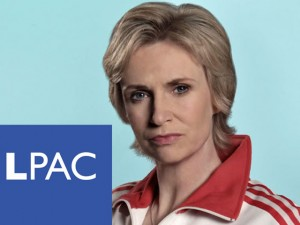 Jane Lynch is enjoying a brilliant career. And now....